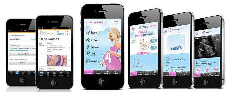 Apps fratis para embarazadas
