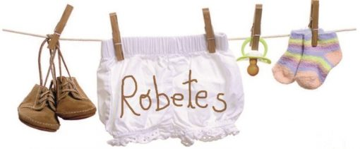 Robetes recollida articles per a infants