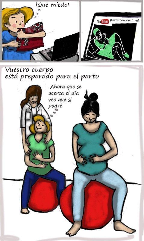Preparacion al parto