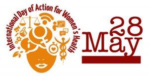 Cartel día de la Salud de la Mujer Preinfant