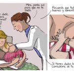 lactancia madre adolescente