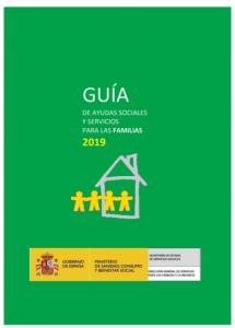 Guía de Ayudas Sociales y Servicios para las Familias 2019