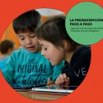 escoger colegio P barcelona preinfant